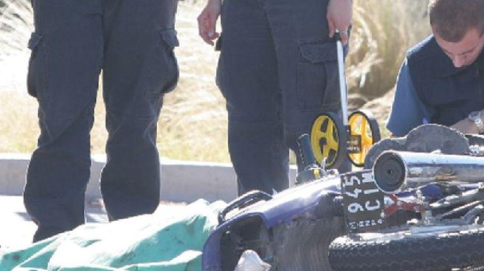 Murieron dos motociclistas en un choque frontal en Tartagal