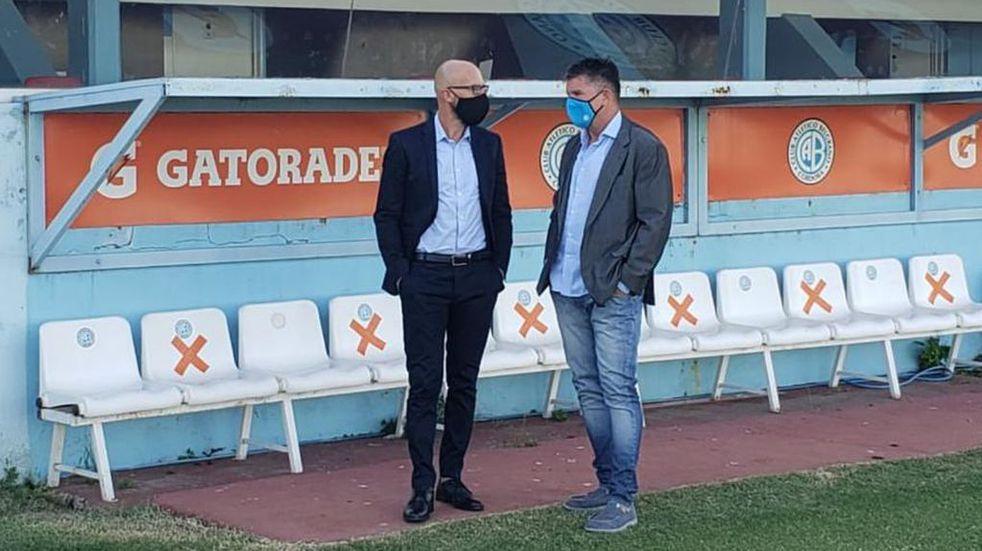 Belgrano y lo que costará cortar el vínculo con Alejandro Orfila