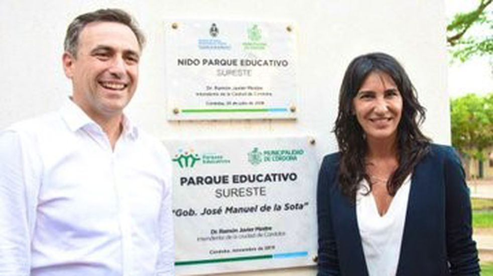 Mestre bautizó al Parque Educativo Sureste con el nombre de Gobernador José Manuel De la Sota