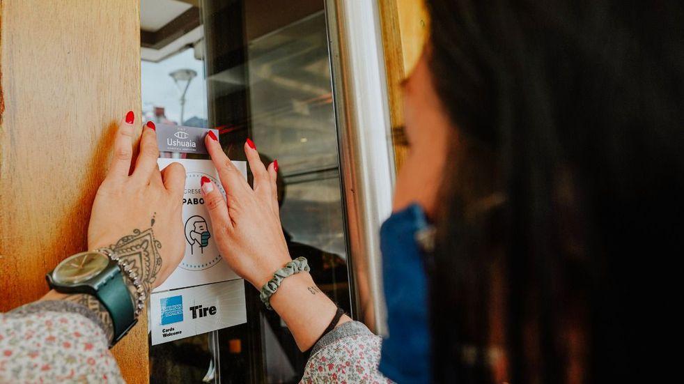 El sello de seguridad de Ushuaia es brindarle otra garantía al turista