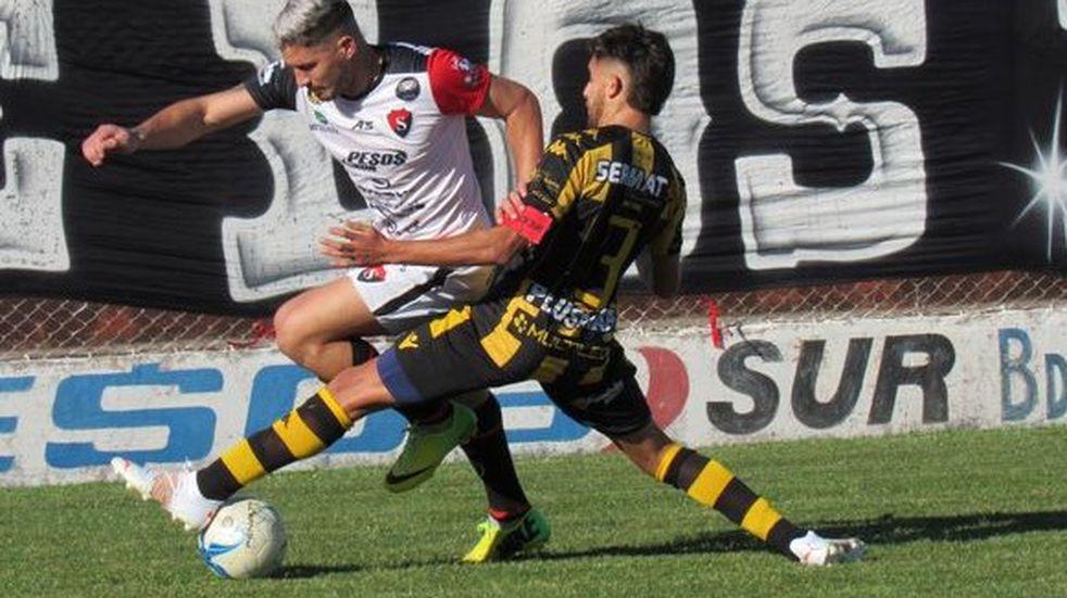 Liga del Sur: en el debut Sporting no pasó del empate ante Olimpo