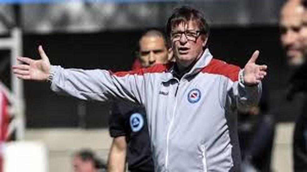 El técnico de Belgrano: reunión de Franceschi con Alfredo Berti