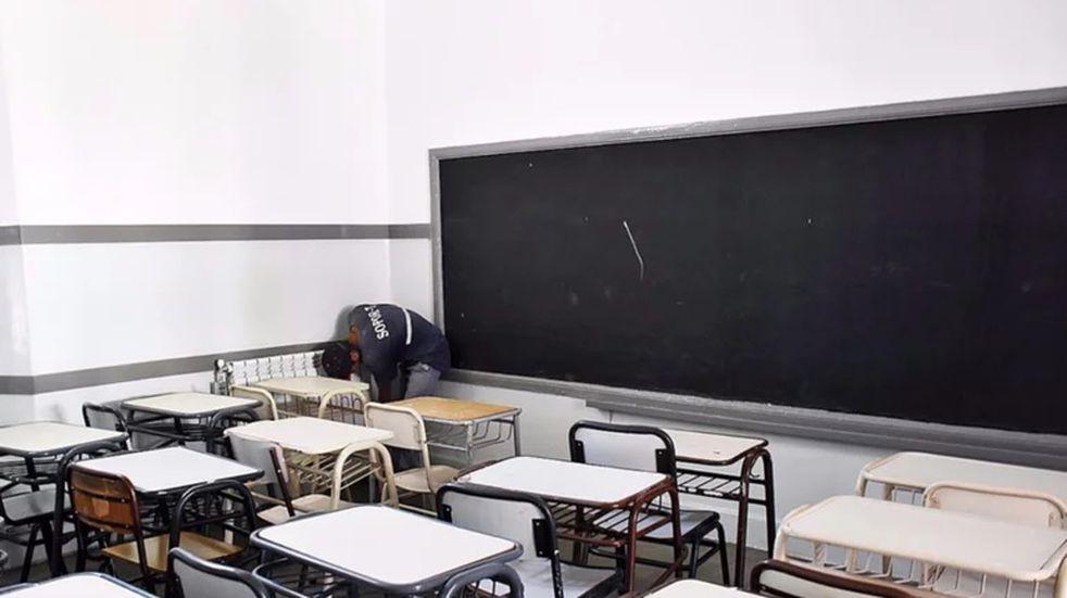 El jueves tampoco habrá clases presenciales en San Luis