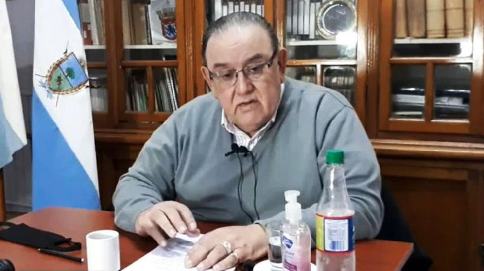 Decretan tres días de duelo en Realicó por la muerte del intendente Álvarez