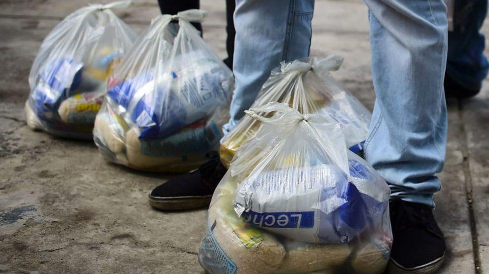 Punta Alta: nueva entrega de mercadería del Programa Alimentario Municipal
