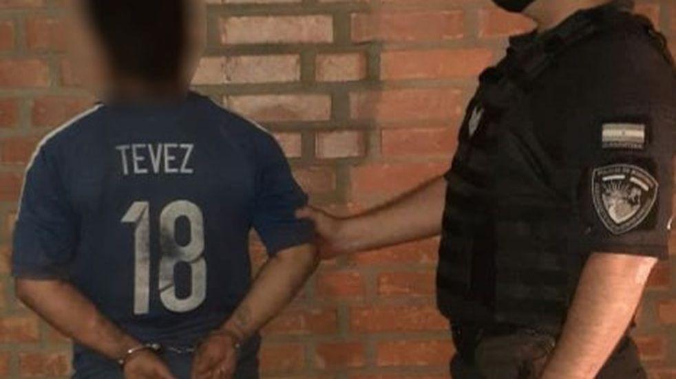 Dos hombres detenidos en Posadas y Aristóbulo por agredir a sus parejas