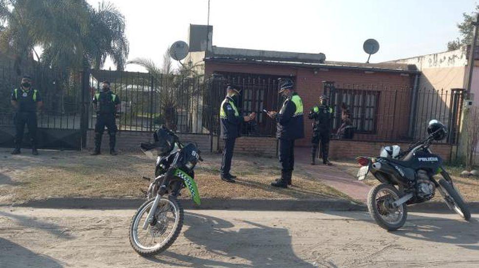 Policía de Tucumán.