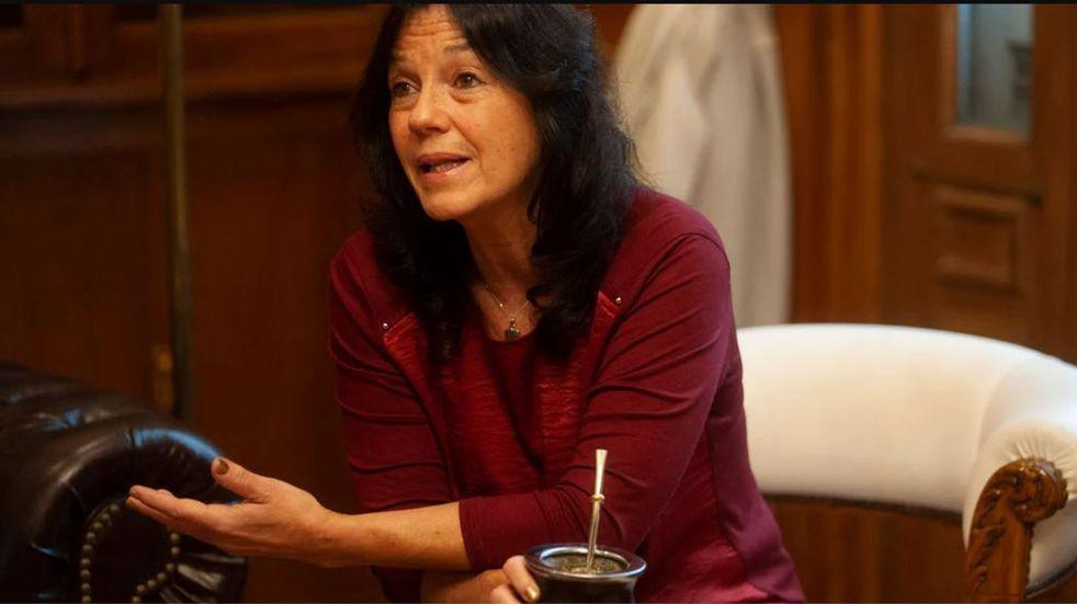 """El Gobierno, contra Juntos por el Cambio: """"Judicializan todo"""", acusó Vilma Ibarra"""