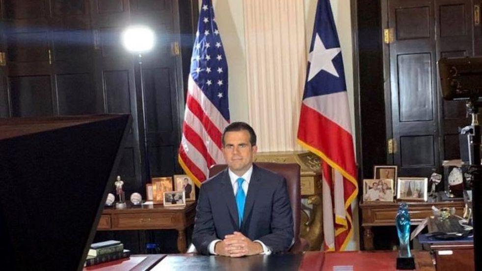 Ricardo Rosselló cedió ante la presión popular y anunció su renuncia como gobernador de Puerto Rico