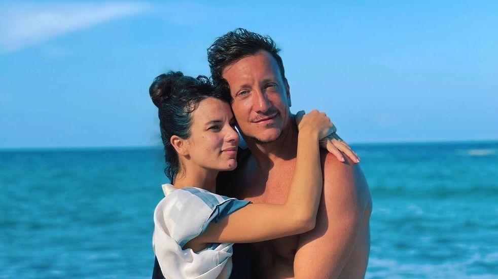 Nico Vázquez y Gimena Accardi: así fue el milagroso escape del derrumbe en Miami
