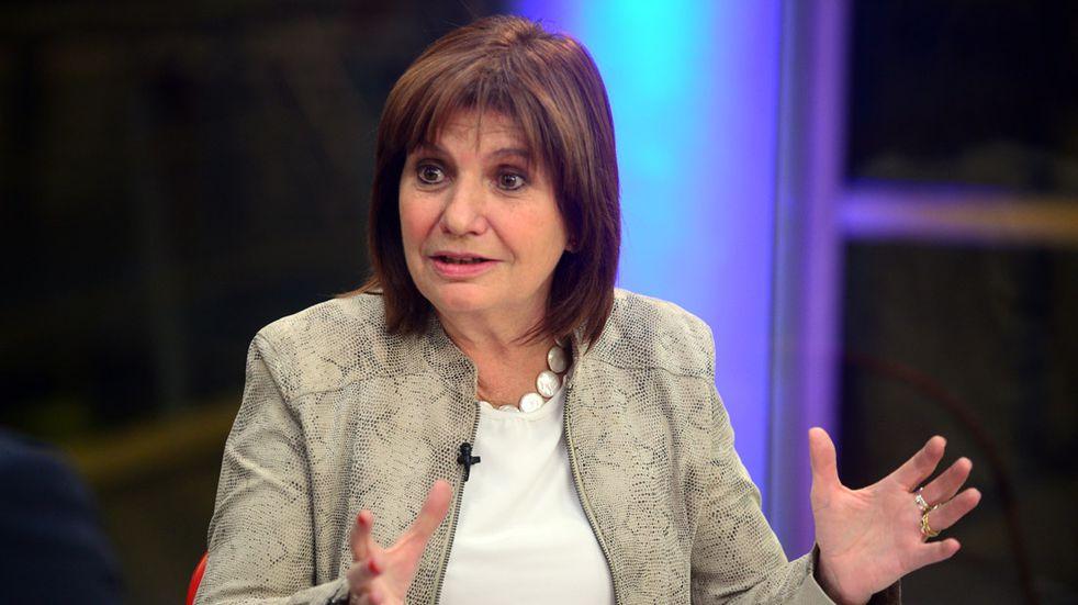 Patricia Bullrich pidió respeto a los dirigentes que se suman a Juntos por el Cambio