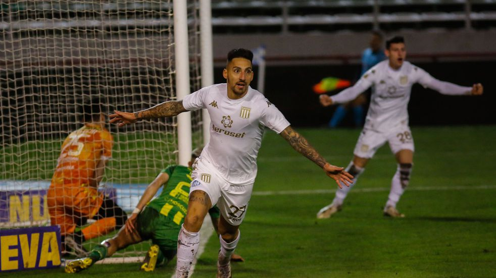 Racing le ganó 2-0 a Aldosivi por la tercera fecha de la Liga Profesional