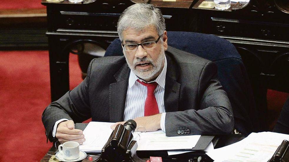 Roberto Feletti fue viceministro de economía de Amado Boudou