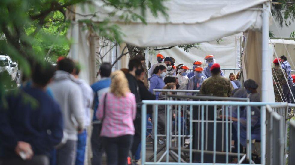 Coronavirus con cifras récord en Córdoba: más de 5.100 casos y 43 muertes