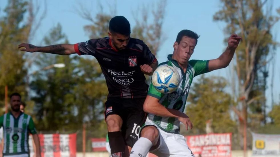 Federal A: Estudiantes de San Luis perdió ante Sansinena 3-0