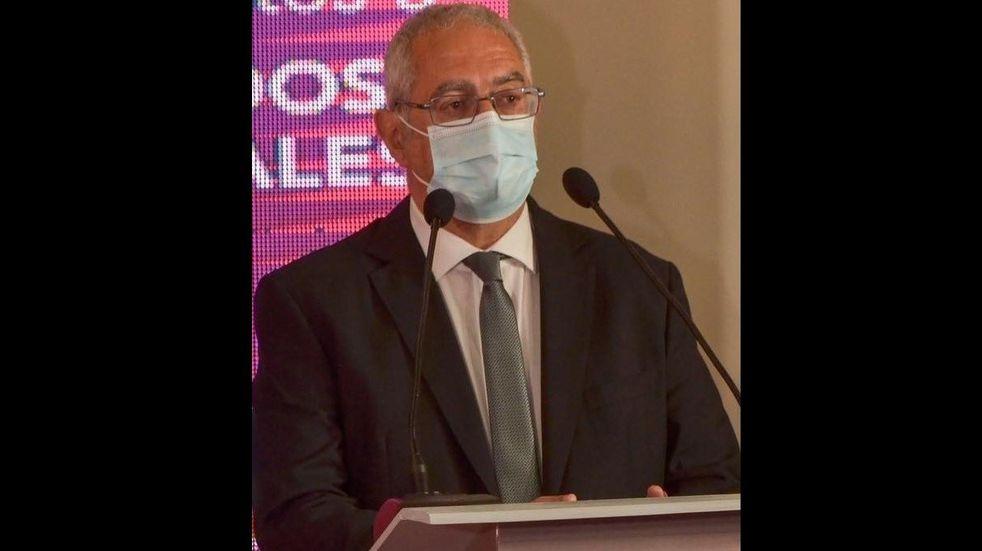 """Bouhid se propone """"seguir trabajando para que Jujuy no sea perjudicada"""""""