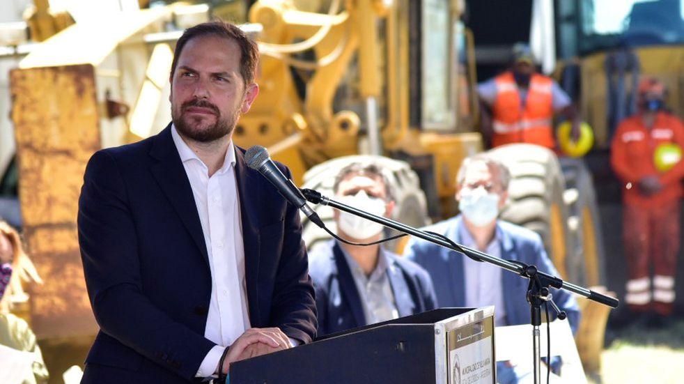 Villa María: Martín Gill presentó su renuncia al Presidente y debería volver a su cargo de intendente