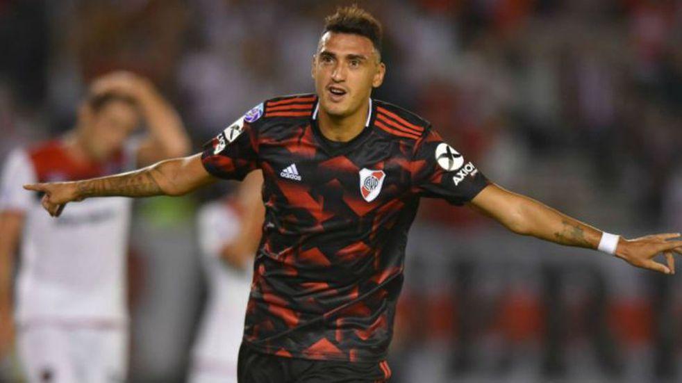 """Matías Suárez: """"Algún día me gustaría volver a vestir la camiseta de Belgrano"""""""