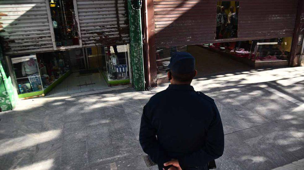 Notificaciones policiales a comerciantes: el Ministerio Público explicó las razones