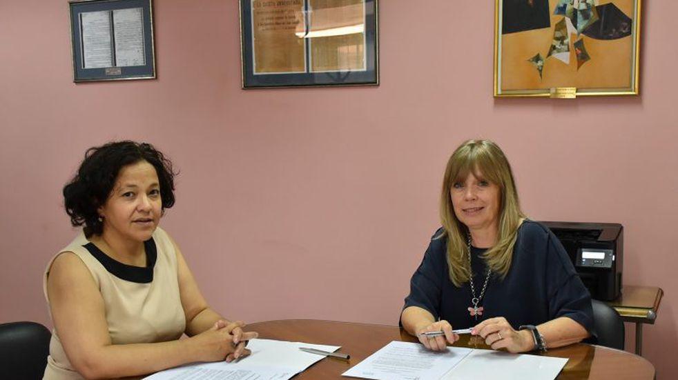 La UNaM firmó un convenio para prevenir la violencia de género