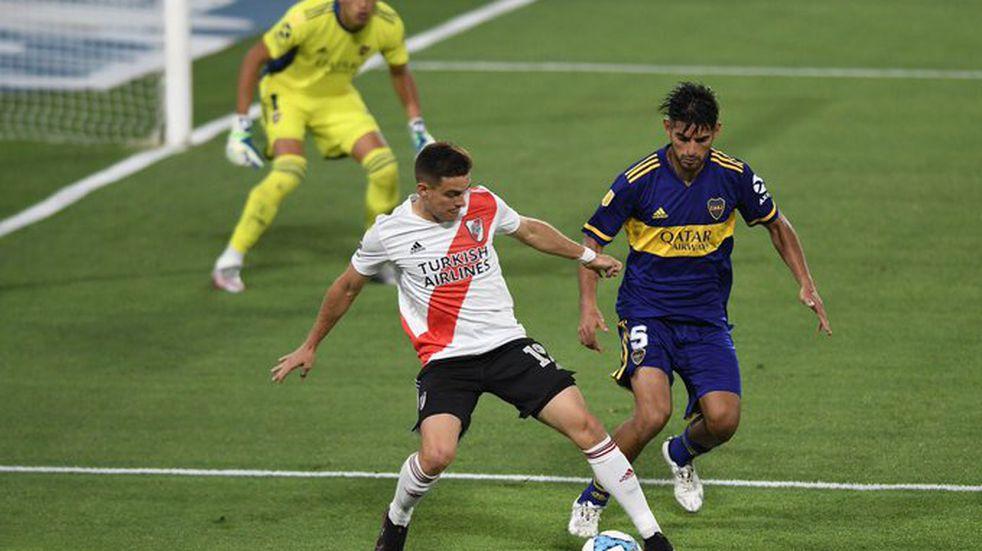 Boca vs. River 2021: cómo está el historial del año