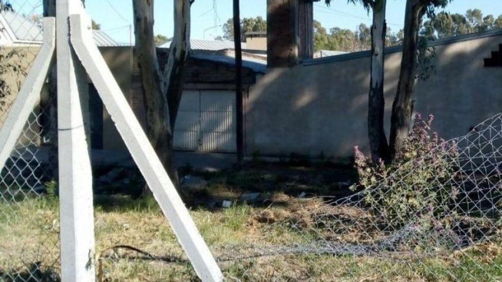 Realizaron destrozos en el invernadero del barrio Lavalle en Viedma