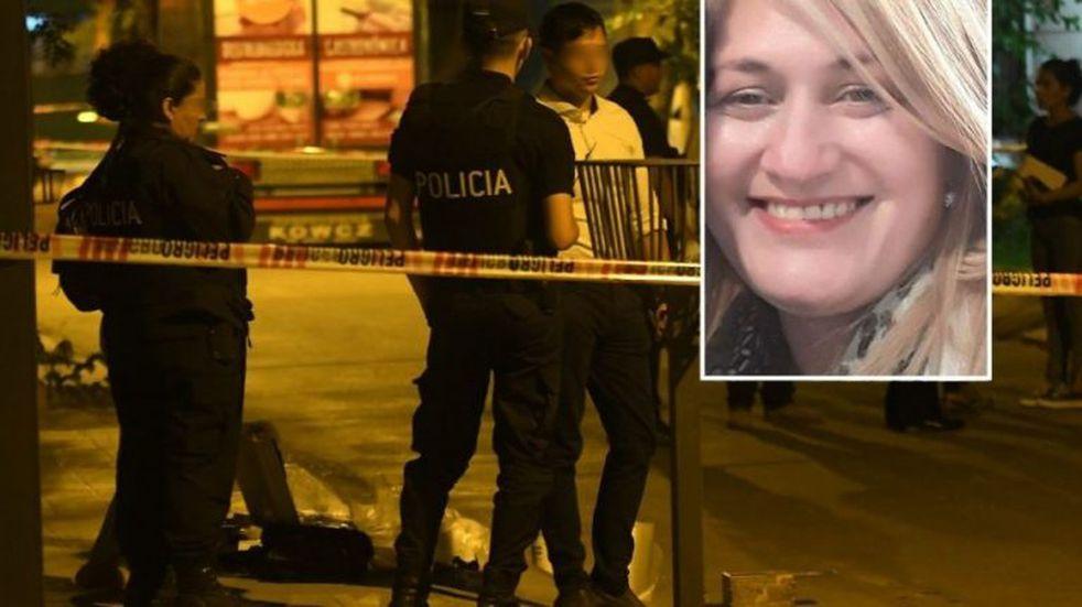 Murió apuñalada una policía en su casa de la Sexta