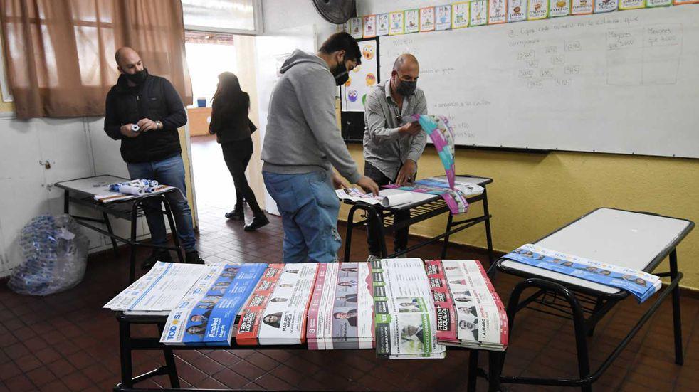 PASO 2021: el gobierno de Mendoza destinó cerca de 80 millones para imprimir las boletas de los partidos