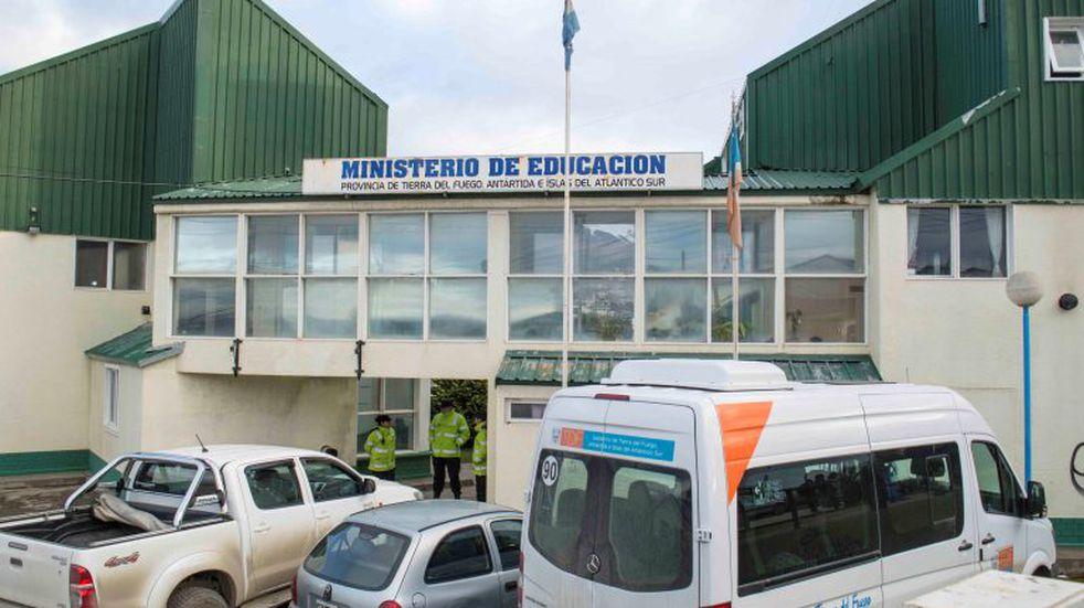 Ministerio de Educación Ushuaia