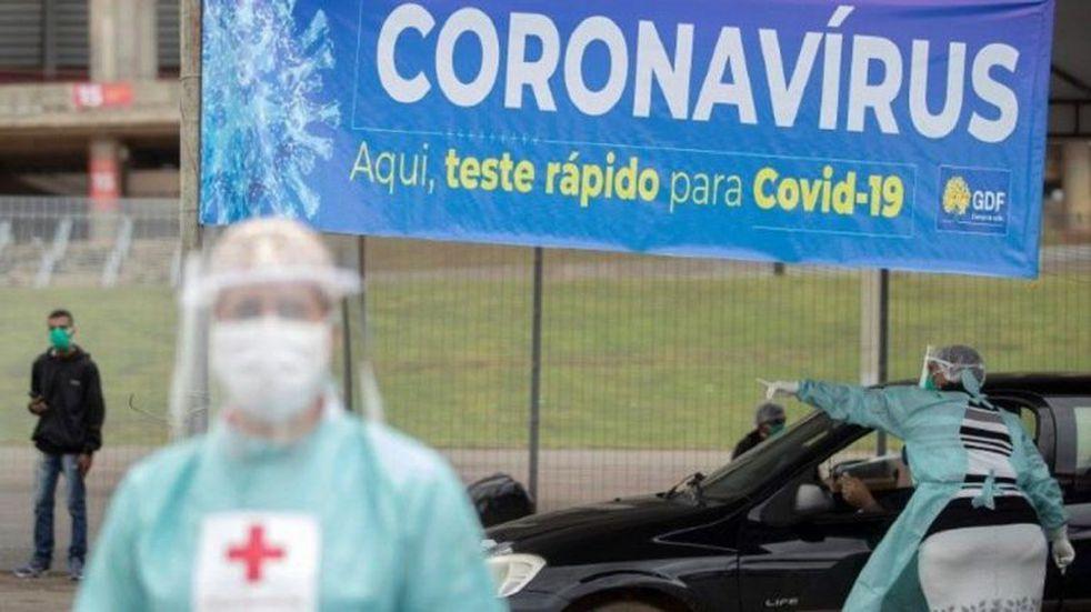 La ciudad fronteriza de Foz ya lleva 81 casos de Coronavirus