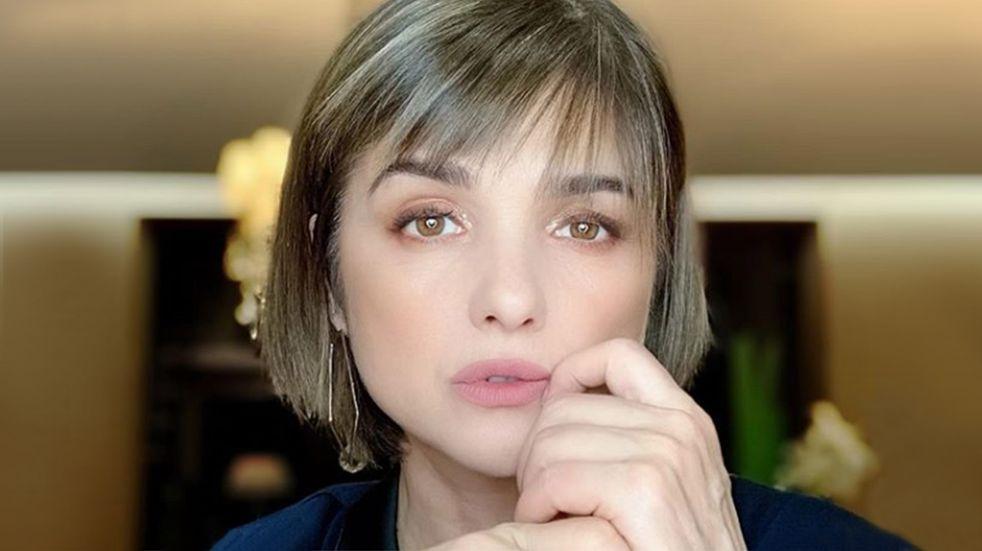 Araceli González mostró en un video sus cambios de estilo con solo un click