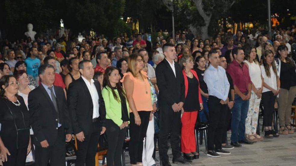 Oviedo asumió como nuevo intendente de Villa Cura Brochero