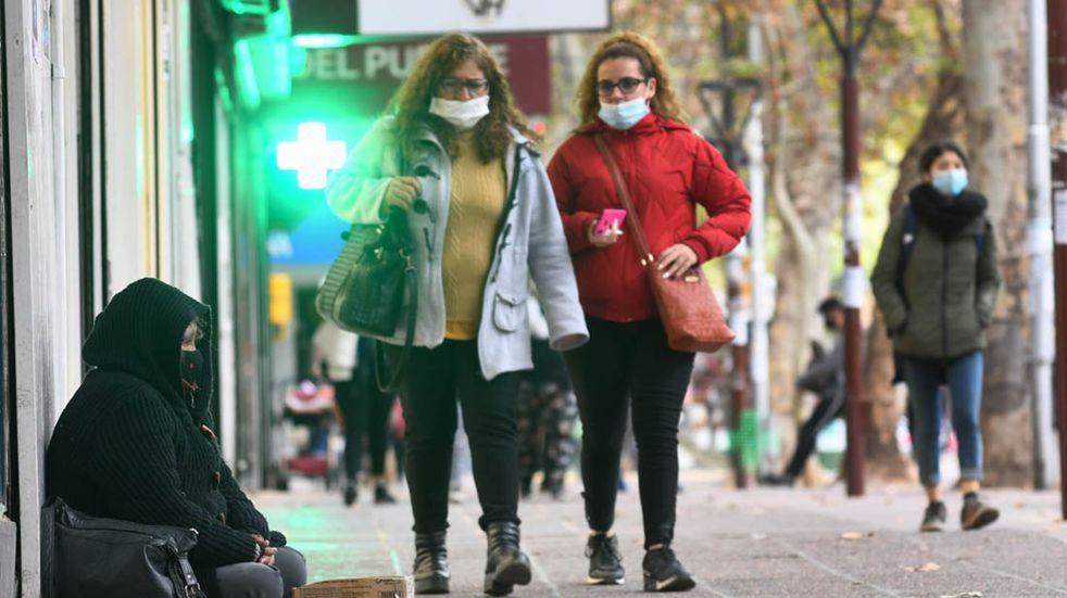 Clima en Mendoza: se termina el otoño cálido e ingresa un frente frío