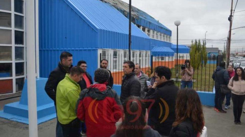 El director de la escuela Nº 26 responsabilizó a miembros del SUTEF por el incendio