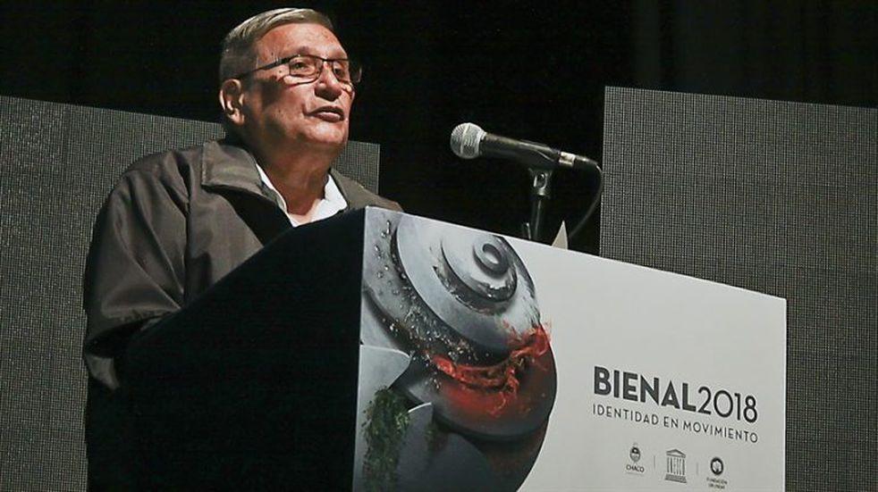 Falleció Fabriciano Gómez, prominente escultor chaqueño