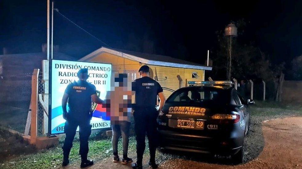 Seis personas fueron detenidas en operativos de seguridad