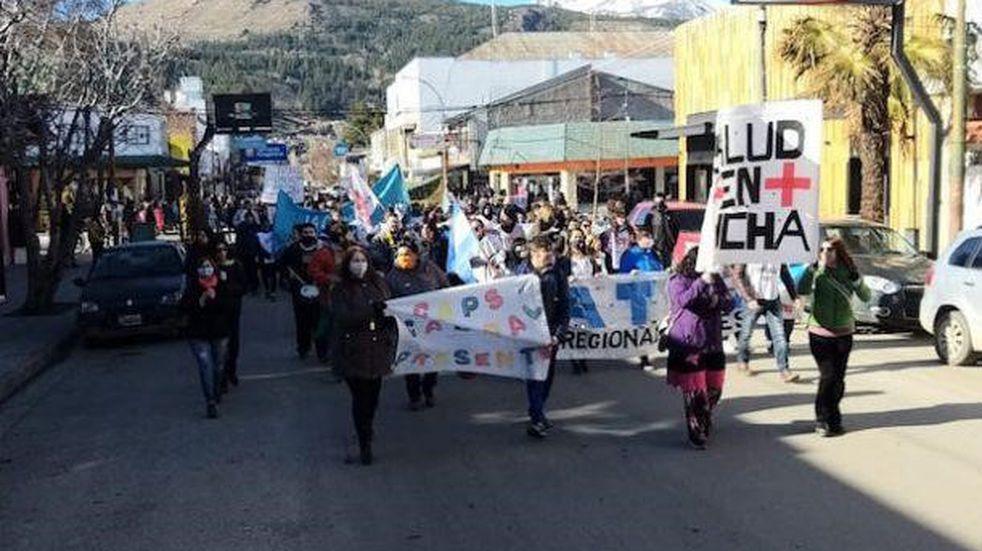 """El """"Cordillerazo"""", el reclamo contra las medidas del Gobierno Provincial"""