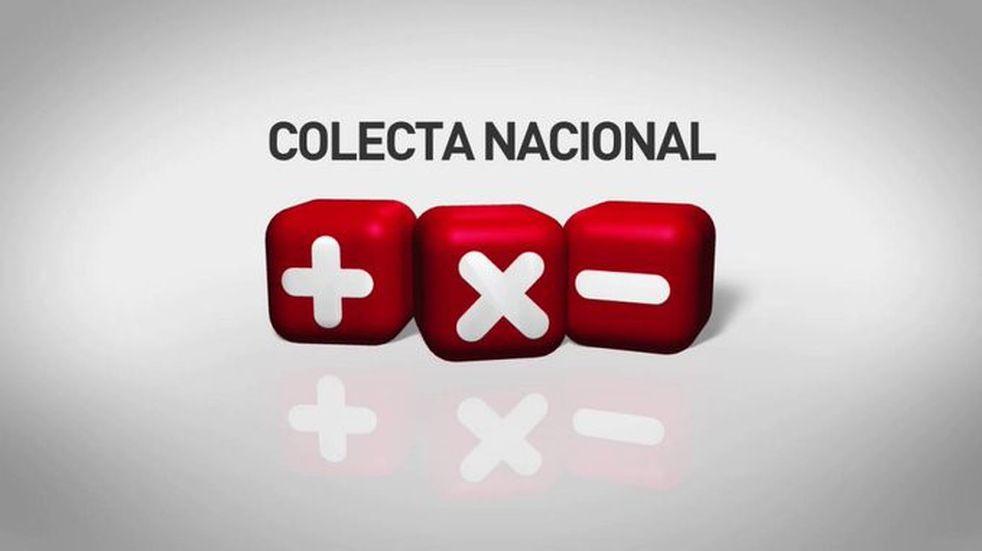 Colecta Nacional Más por Menos.