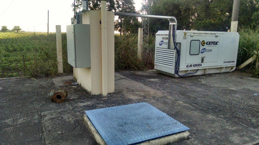 ASSA licita el mantenimiento del acueducto de Esperanza - Rafaela