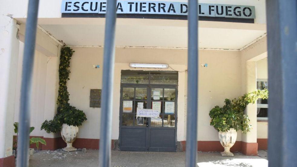 Alrededor de 110 escuelas fueron afectadas por el terremoto en San Juan