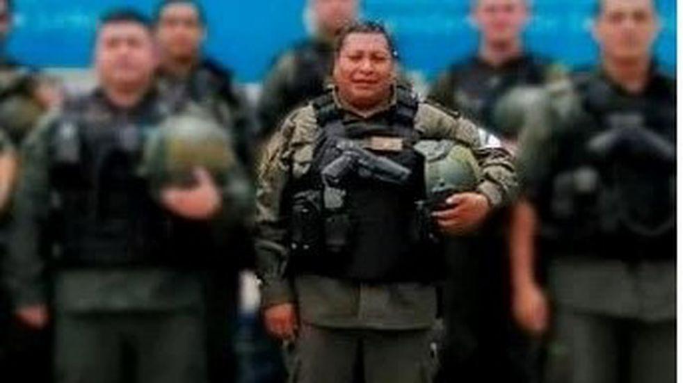 Quién era Marcos Castillo, el gendarme asesinado en Zárate