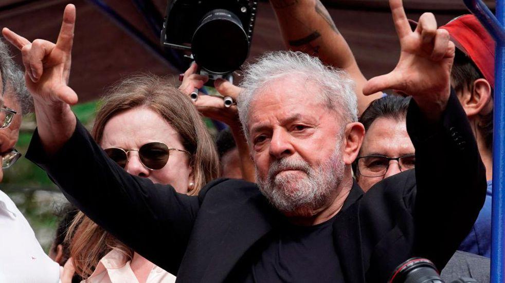 Lula puede ser candidato en 2022: la Corte Suprema de Brasil ratificó la anulación de condenas