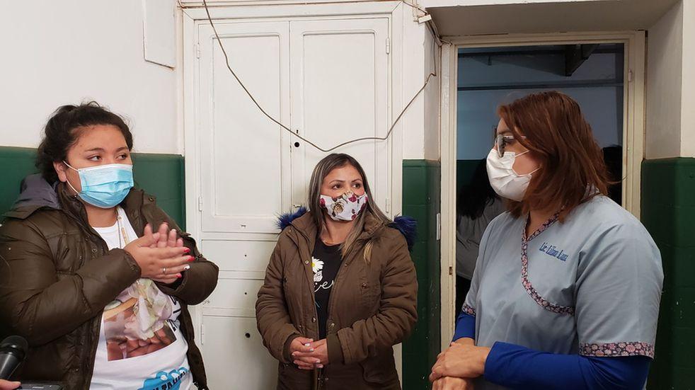 Comisión de mujer contra la violencia obstétrica en Oberá