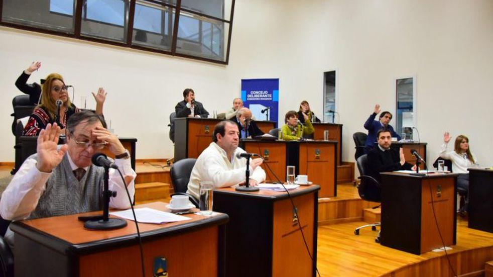 """Desde el Concejo criticaron la """"falta de compromiso de diputados de Cambiemos"""""""