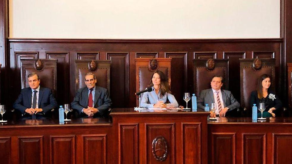 Corte Suprema de Justicia de Tucumán.