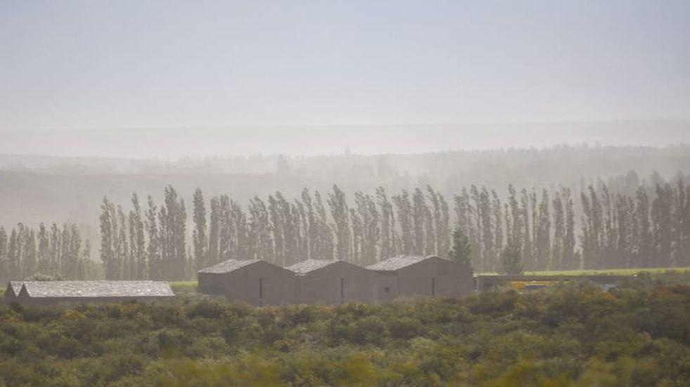 El Servicio Meteorológico Nacional emitió un alerta amarilla para toda la provincia