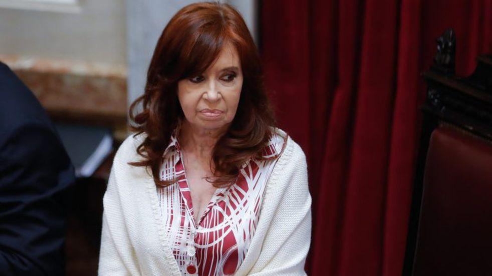 """Cristina Kirchner: """"El país se debe una verdadera reforma judicial que no es la que vamos a debatir este jueves"""""""