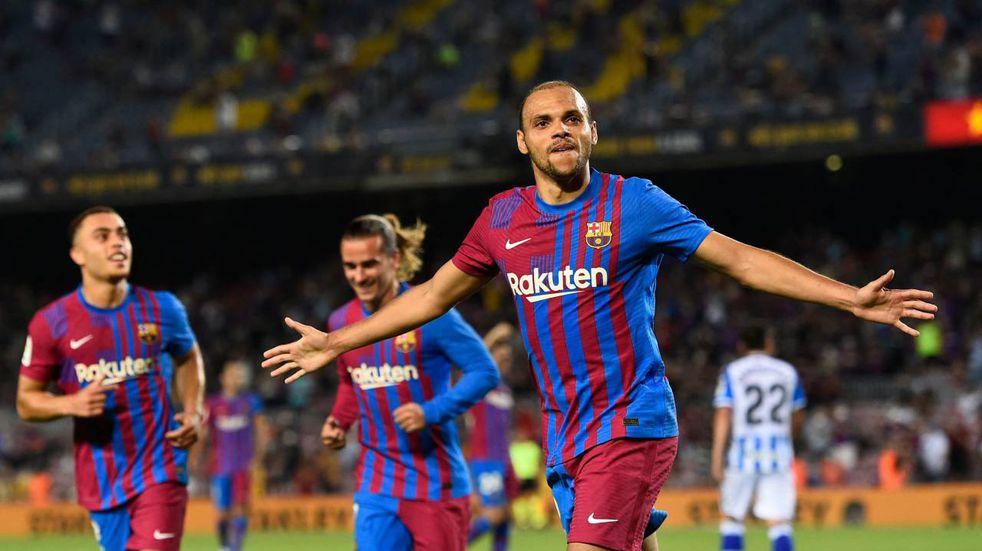 Barcelona arrancó la era post-Messi con una victoria sobre la Real Sociedad por 4-2