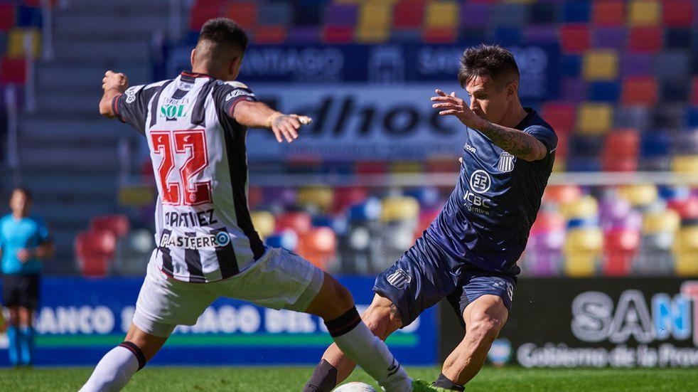 Talleres perdió ante Central Córdoba con un gol al último minuto