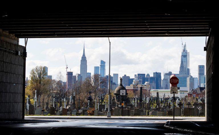 Nueva York (EFE/EPA/JUSTIN LANE)